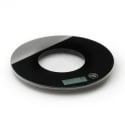 Electronic scale, black