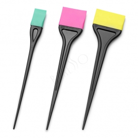 Silicone dye brush, small