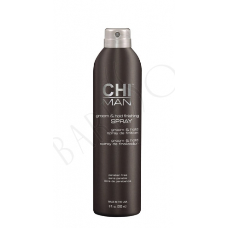CHI Man Groom & Hold Finishing Spray 200 ml