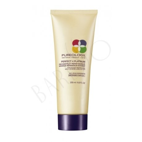 Pureology Systems Perfect 4 Platinum Reconstruct Repair Masque 200 ml