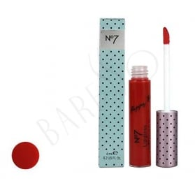 Boots No7 Poppy King Lipgloss History