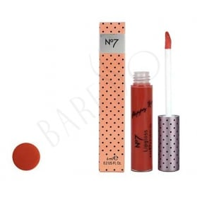 Boots No7 Poppy King Lipgloss Allure