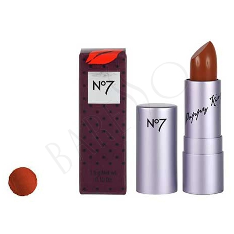 Boots No7 Poppy King Lipstick Confidence