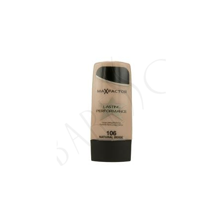 Max Factor Lasting Performance Natural Beige 106