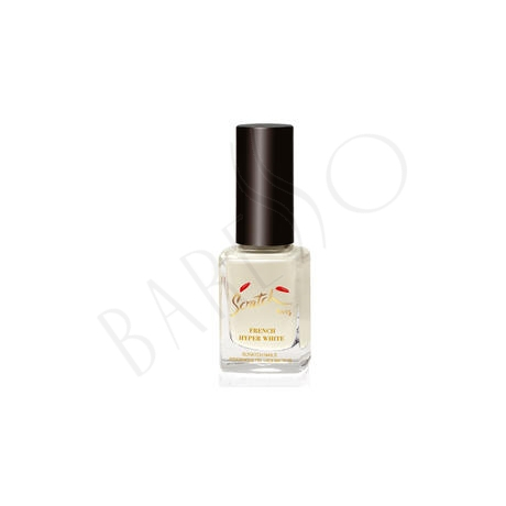 Scratch Nail Care & Color Nudes Fransk Manikyr French Hyper White