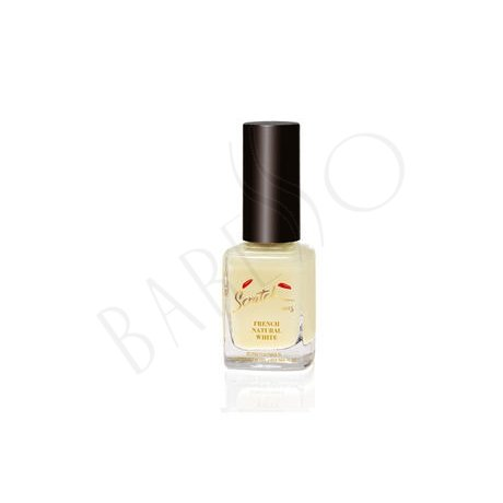 Scratch Nail Care & Color Nudes Fransk Manikyr French Natural White