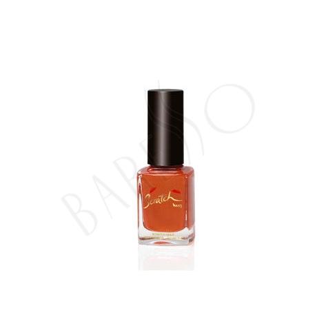 Scratch Nail Care & Color Jewellry Box Orange Gold