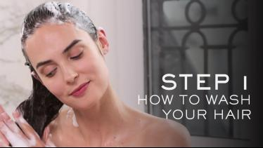 Haircare Ritual by Kérastase | Step One: Bathe wit