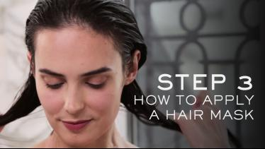 Haircare Ritual by Kérastase - Step Three: Care wi